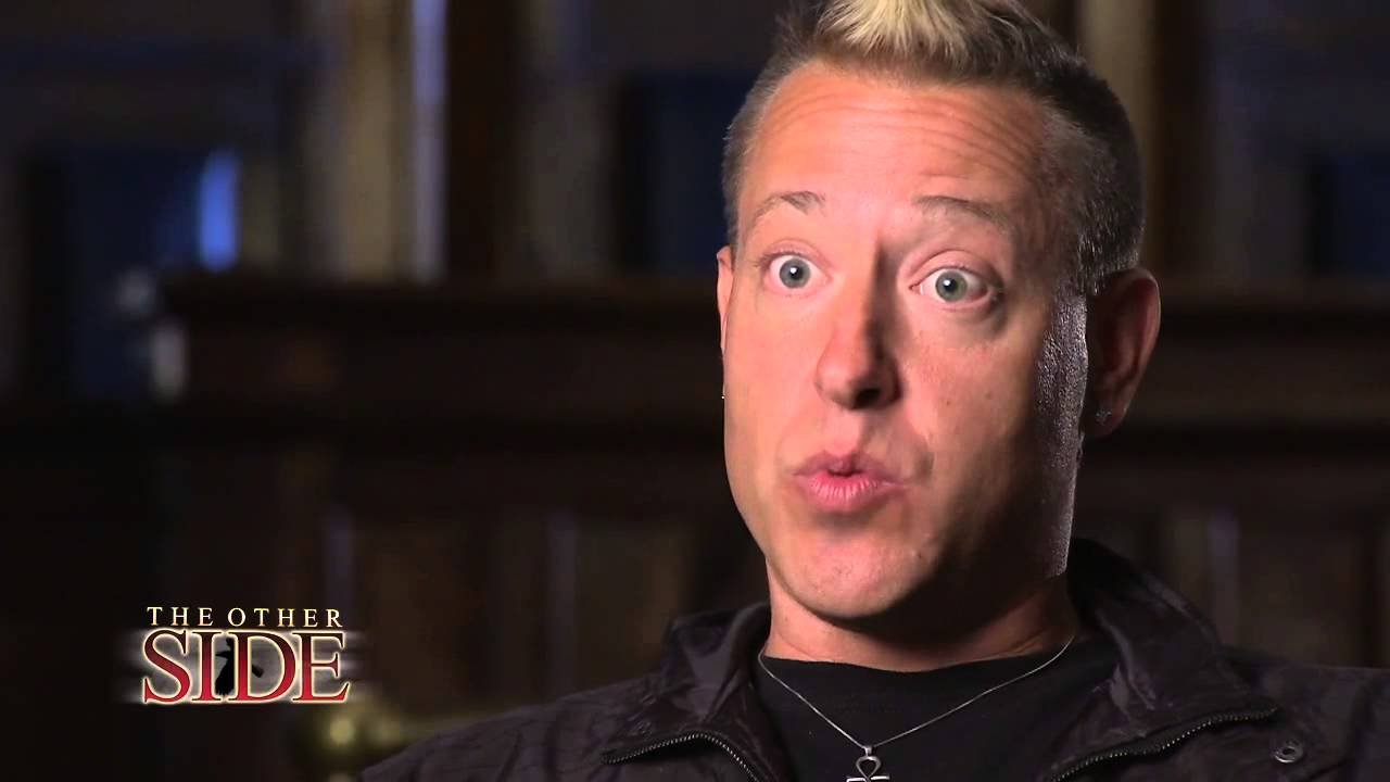 Bill Connelly discusses his experiences with the paranormal -  The Other Side TV, Season 1