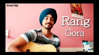 AKHIL | RANG GORA ( Cover ) by Harwant Singh | BOB | Latest Punjabi Song 2018 | Speed Records