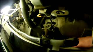 Провал оборотов при повороте руля Mazda Familia решение проблемы