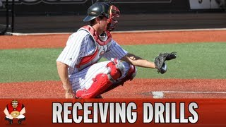 Catching 101 - Baseball Catcher Receiving Drills