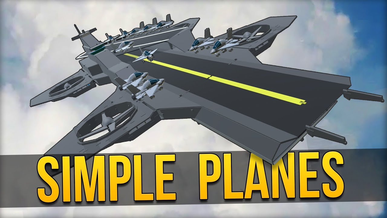 House Design Games On Facebook Simpleplanes Star Destroyer Let S Play Simple Planes