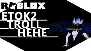 ROBLOX - ETOK2 TROLL/COMPRANDO KEN KAGUNE!!