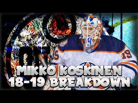 A lot has been made of Mikko Koskinen and his contract. This video gives an in depth look at his season last year trying to make sense of what comes next.