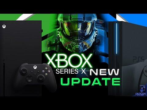RDX FT Bill Stillwell: Xbox Series X Reveal! Inside Xbox, PS5, Xcloud, Gears Tactics, Xbox Update,