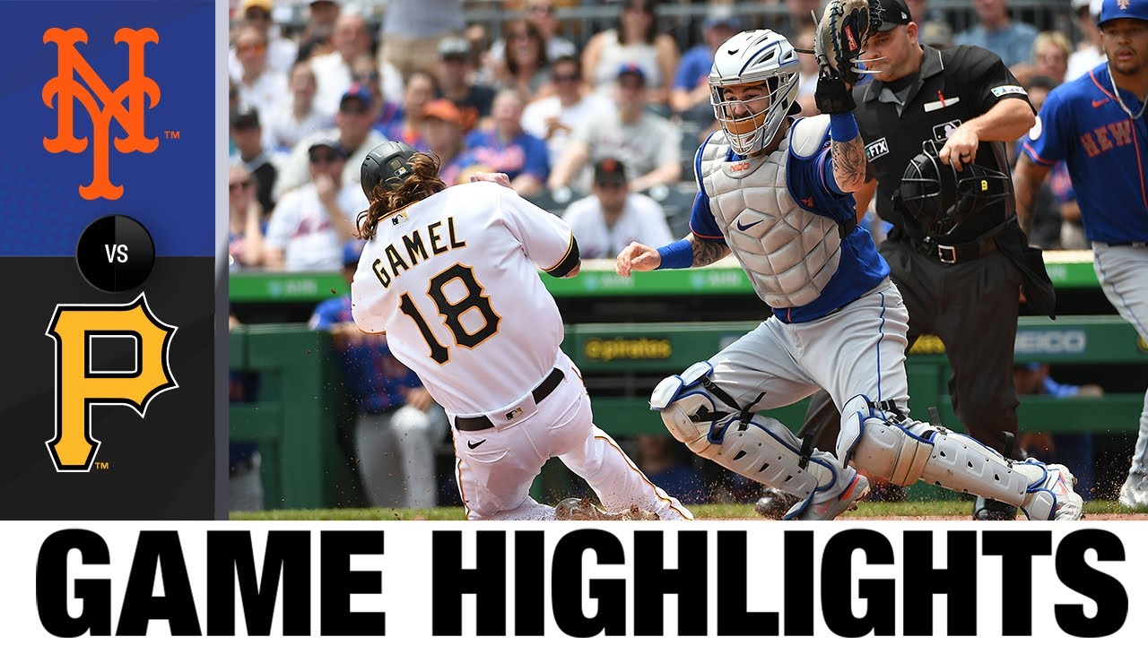 Download Mets vs. Pirates Game Highlights (7/18/21) | MLB Highlights