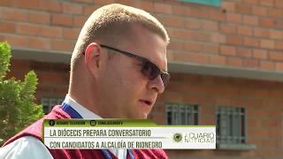 La Diócesis prepara conversatorio con candidatos a alcaldía de Rionegro