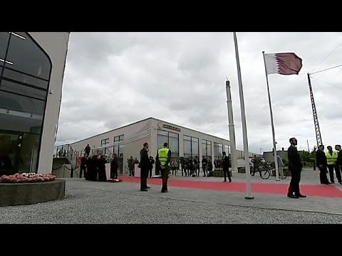 First 'Grand Mosque' Opens In Denmark