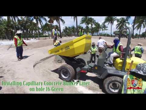 La Gorce Golf Course Restoration Week 6 Video