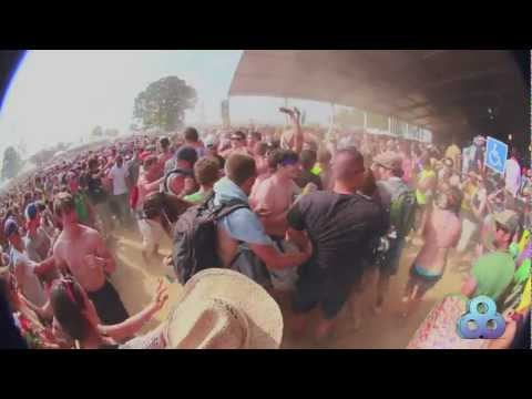 What it's like to Bonnaroo!