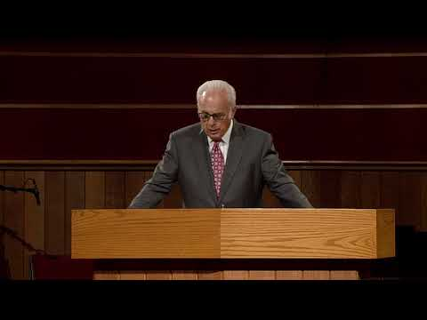 Thinking Rightly About the Work of the Spirit | Rev. John MacArthur