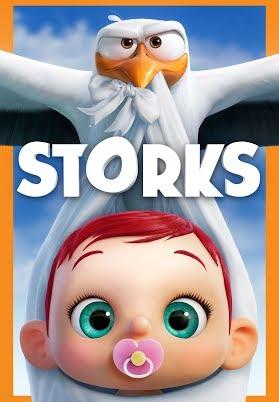 წეროები / weroebi / Storks