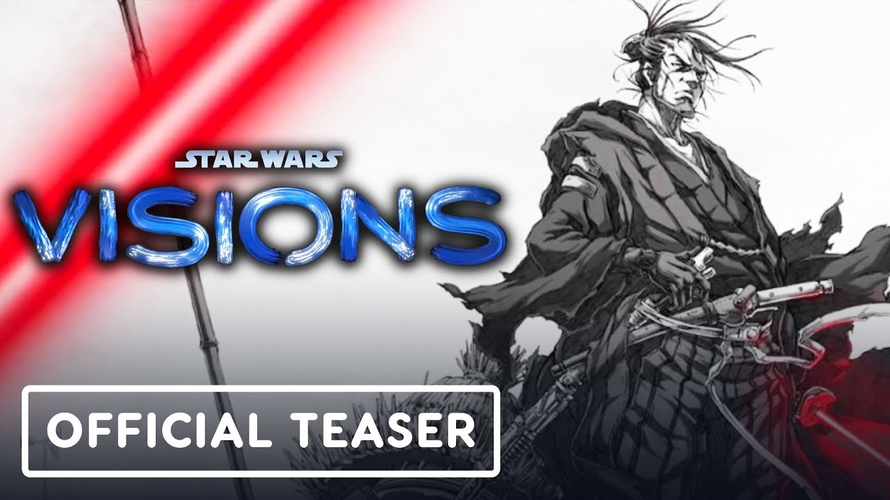 Thrilling new trailer for Star Wars: Visions series is filled with action ...