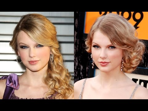 Collection of Taylor Swift Hairstyles