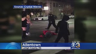 Allentown Police Investigating Attack Caught On Cellphone Camera
