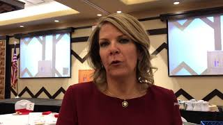 Kelli Ward Talks About Being Accessible as a Senator