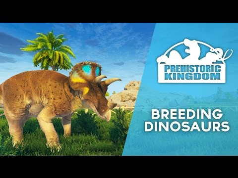 Prehistoric Kingdom - Basic AI and Vehicles (Pre-Alpha)