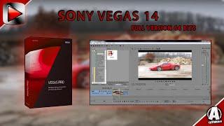 Sony Vegas Pro 14 Full Version - In Less Than 3 min - [1080p] ✔