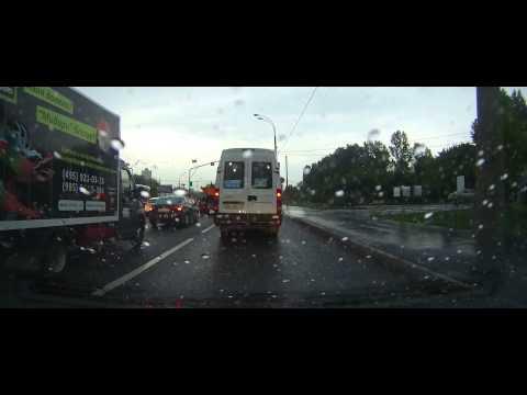 Digma FreeDrive 101 дождь