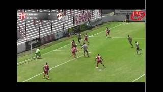 FATV 16/17 Fecha 14 - Talleres 0 - Platense 1