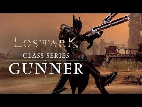 Lost Ark: Classes Series  Gunner (NA and EU)