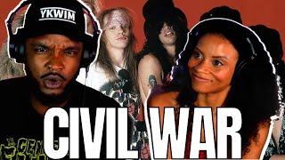 THIS WILL NEVER GET OLD! 🎵 GUNS N ROSES Civil War Reaction