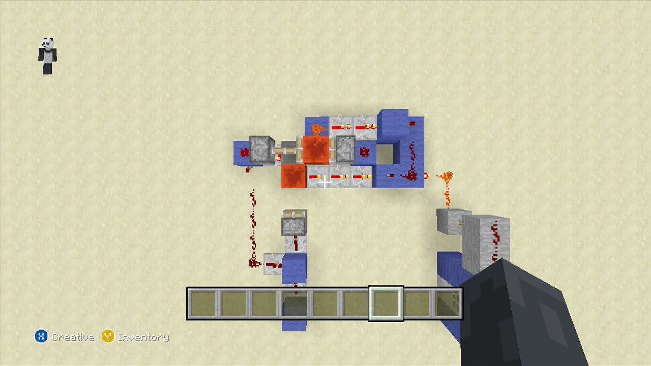 Minecraft Redstone Tutorial Compact Delay Timer Youtube Toolbar Creator Galleries Related Monostable Circuit