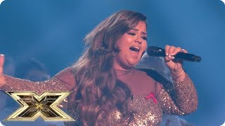Scarlett Lee sings Your Song | Final | The X Factor UK 2018