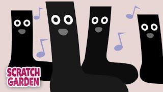 Black Socks! | Scratch Garden