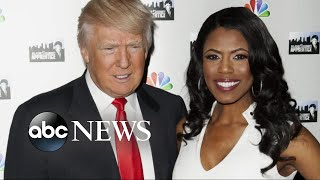 Omarosa Manigault talks about her resignation thumbnail