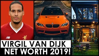 VIRGIL VAN DIJK NET WORTH 2019 😍 SALARY 😍 CARS 😍 HOUSE 😍 VIRGIL VAN DIJK LIFESTYLE 2019