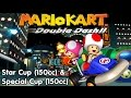 Slim Plays Mario Kart: Double Dash!! - Star (150cc) & Special (150cc) Cups