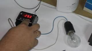 Підключення ОВЕН ТРМ1 з виходом Р - електромагнітне реле