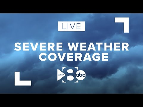 Severe Weather Coverage As Much Of Dallas-Fort Worth Area Is Under Tornado Watch