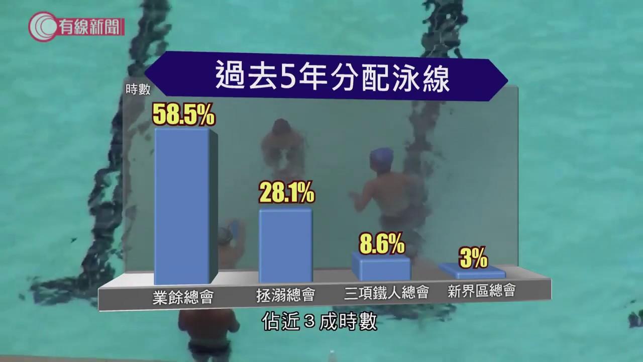 申訴專員公署:康文署分配泳線不公 泳會肆意取消;建議醫管局放寬轉介到私院限制 以善用低收費病床  - 20200709 - 香港新聞 - 有線新聞 CABLE News
