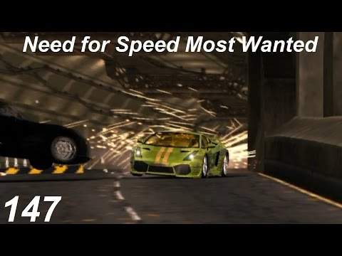Need for Speed Most Wanted - Herausforderungs-Serie 68 (Deutsch) PS2 HD #147