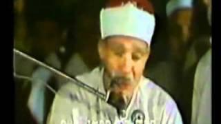تلاوة من باكستان سورة الحاقة - ج1 - l الشيخ عبد الباسط