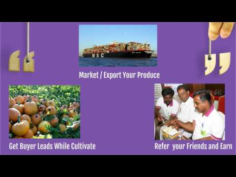 ORGANIC FARMING TECHNOLOGY AND AGRI BUSINESS MOBILE APP