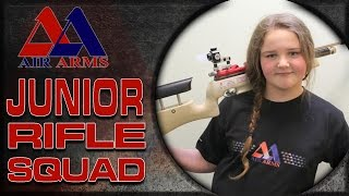 Air Arms TV: The Great Britain Junior Rifle Squad