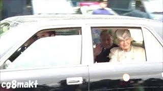 平成31年 天皇皇后両陛下  憲政記念館