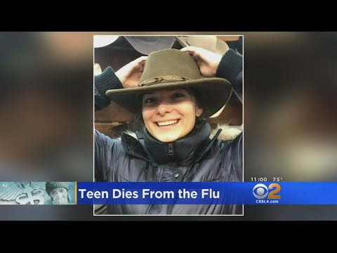 High Schooler In Thousand Oaks Dies Of Flu
