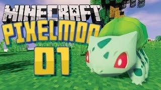 A FRESH START!   Minecraft: Pixelmon Public Server   Episode 1