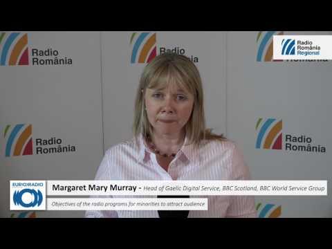 Margaret Mary Murray - Head of Gaelic Digital Service   BBC