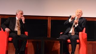 Sir David Attenborough and Mark Rose in conversation - full length