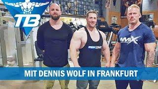 #RepOne Rückentraining mit Dennis Wolf I Was sagt er zu meiner Form!?
