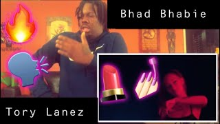 "(""Bhad Bhabie feat. Tory Lanez ""Babyface Savage"" Offcial Music Video) REACTION‼️🔥"