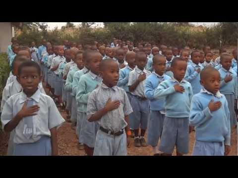 Tanzania National Anthem and a Daily Prayer