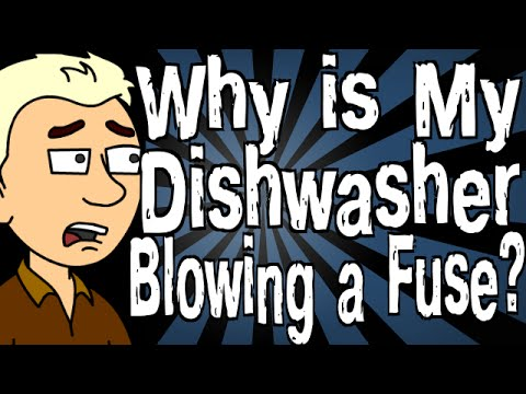 hqdefault why is my dishwasher blowing a fuse? youtube dishwasher keeps tripping fuse box at gsmx.co