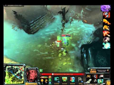 видео: Как контрить Войда: wraith king vs faceless void // dota 2