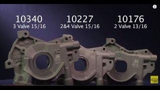 Melling Performance 10340 High Pressure Oil Pump 4.6 5.4 SOHC Mustang F Trucks