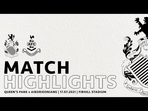 Queens Park Airdrieonians Goals And Highlights